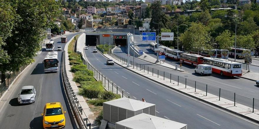 İzmir Trafiği 'Konak Tüneli' İle Rahatladı