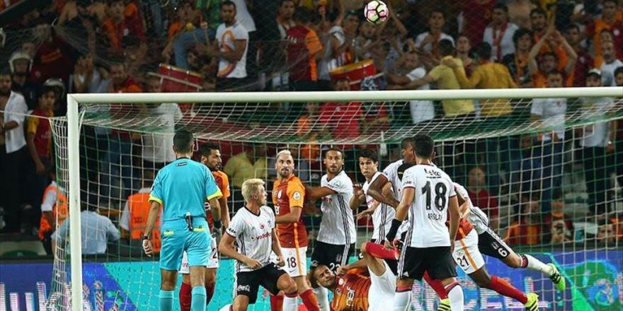 Beşiktaş-galatasaray Derbisinin Biletleri Satışta