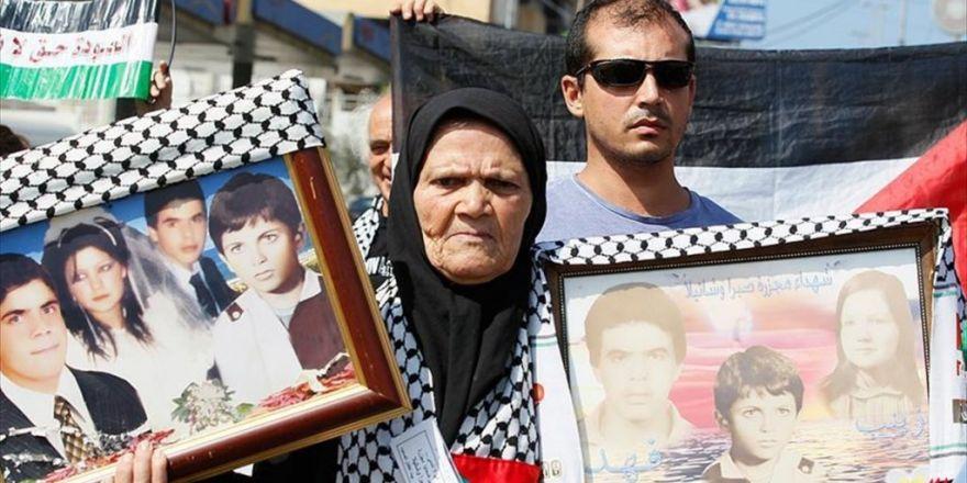 Sabra Ve Şatilla Katliamı 34'üncü Yılında Anıldı