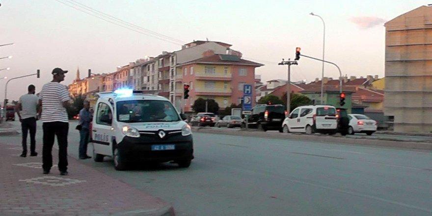 Konya'da Suriyeli çocuğa otomobil çarptı