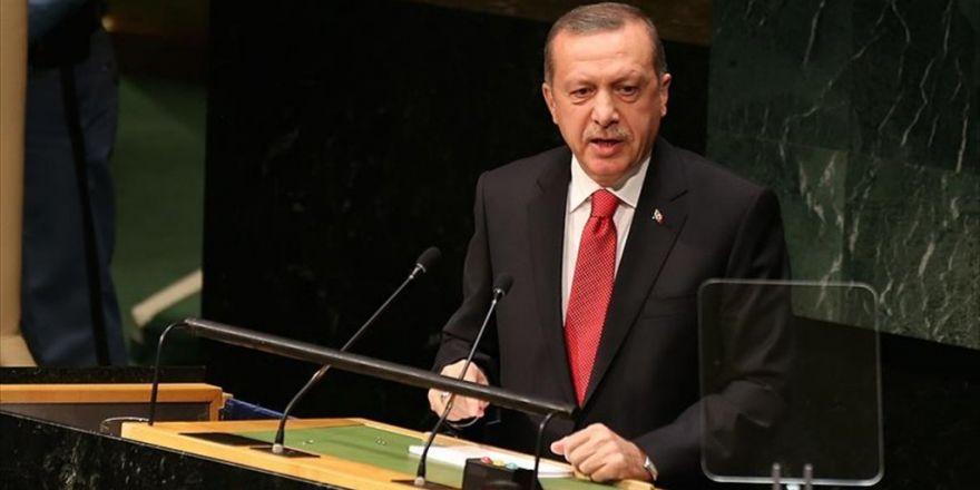 Erdoğan Bm Genel Kuruluna Hitap Edecek