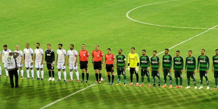 Erzurumspor:2  Anadolu Selçukspor: 0
