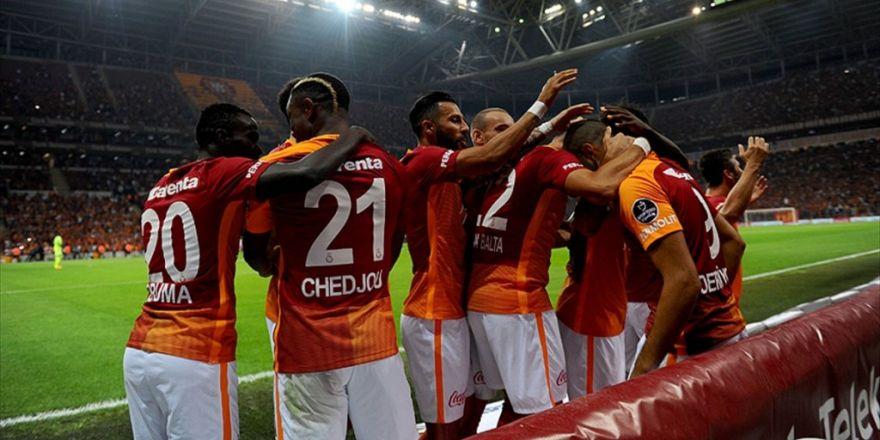 Derdiyok Attı Galatasaray 3 Puanı Aldı