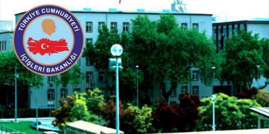 İçişleri Bakanlığı 22 İlin Valisini Ankara'ya Çağırdı