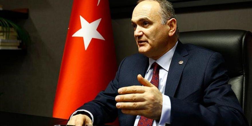 Bilim, Sanayi Ve Teknoloji Bakanı Özlü: Türkiye Yatırımcılar İçin Cennet Olacak