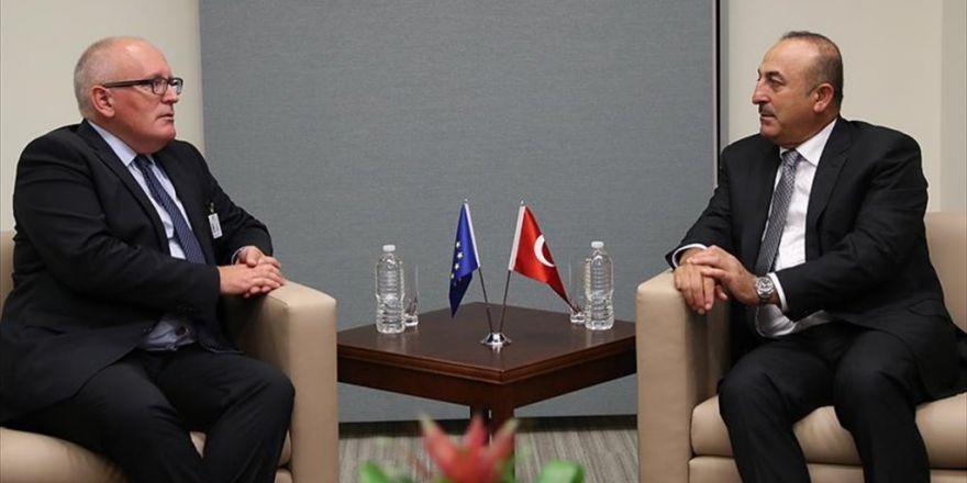 Çavuşoğlu'nun Diplomasi Trafiği