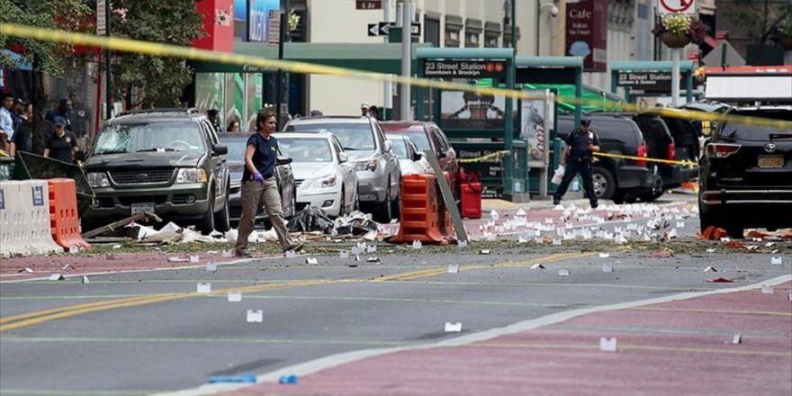 New York'taki Patlamayla İlgili 5 Kişi Gözaltına Alındı