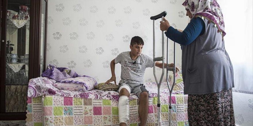 Terör Mağduru Çocuklar İçin Okul Eve Taşınacak