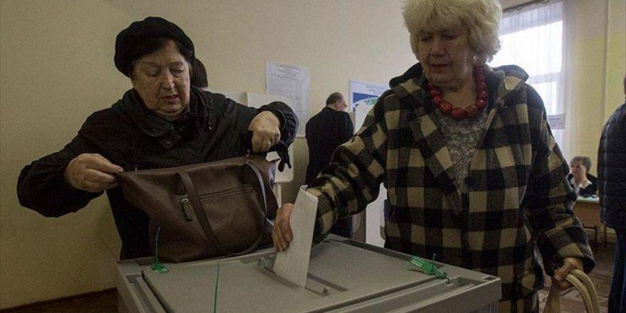 Duma Seçimlerinin Kesin Olmayan İlk Sonuçları Açıklandı