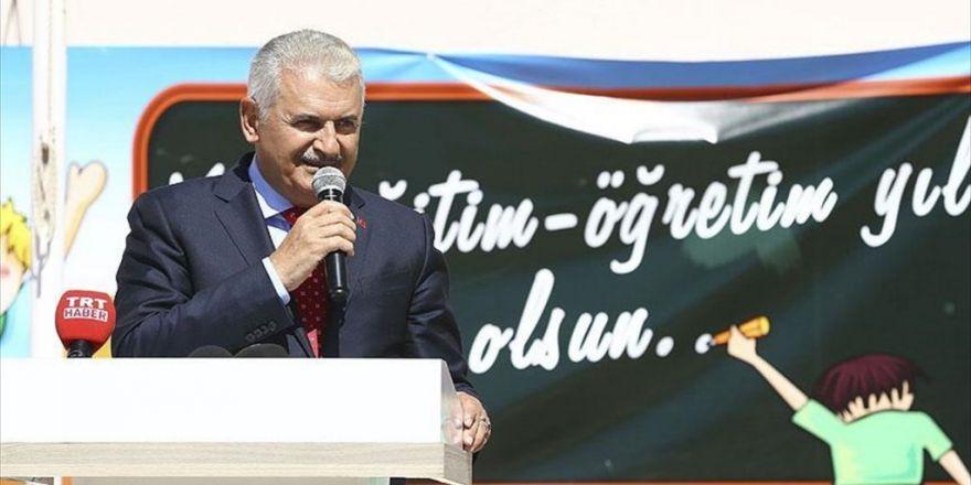Başbakan Yıldırım: Ne Fetö'cü Ne De Bölücü Meslektaşlarınızı Aranızda Yaşatmayın