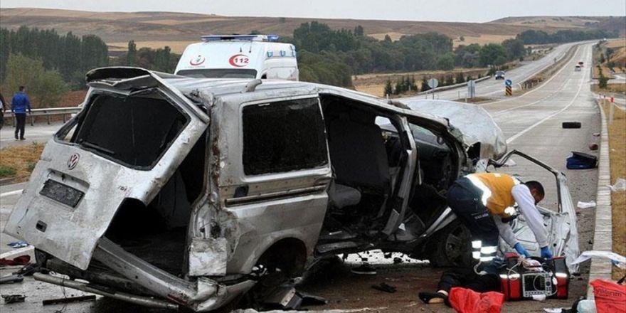 Bayram Tatilinin Kaza Bilançosu Açıklandı