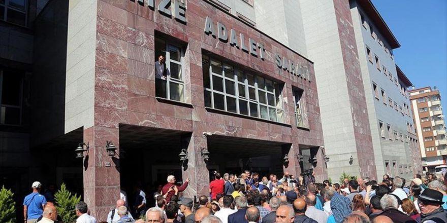 Rize'deki 'Cerattepe' Davasında Reddihakim Talebi