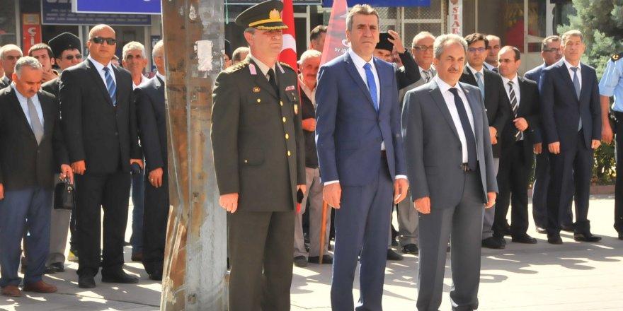 Akşehir'de Gaziler Günü kutlaması