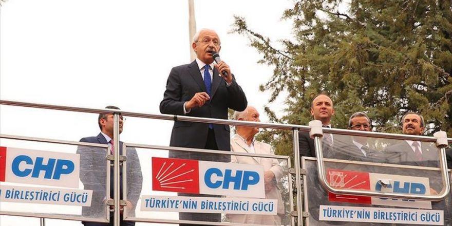 'Cumhuriyete Sahip Çıkmak Millete Sahip Çıkmaktır'