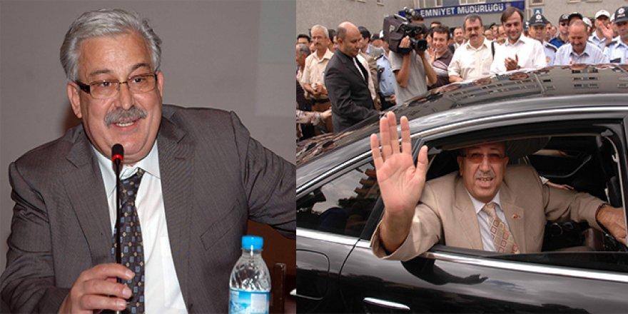 Firari Salih Tuzcu'dan Prof. Dr. Okudan'a dava