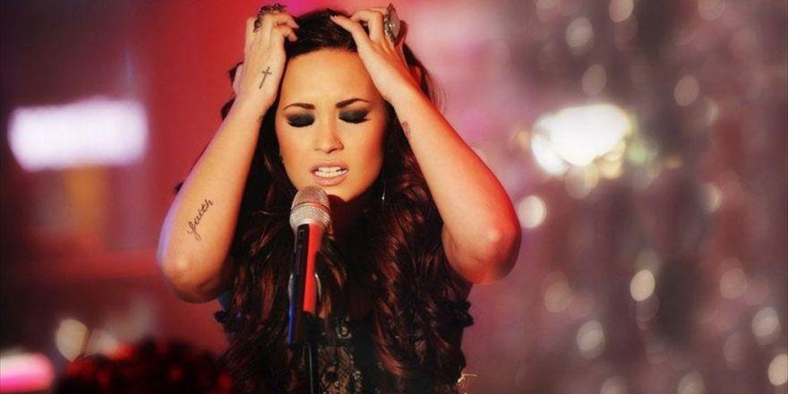 Demi Lovato Expo'da Konser Verecek