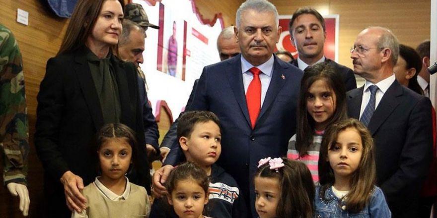 Ak Parti'de 15 Temmuz Şehitleri Köşesi Açıldı