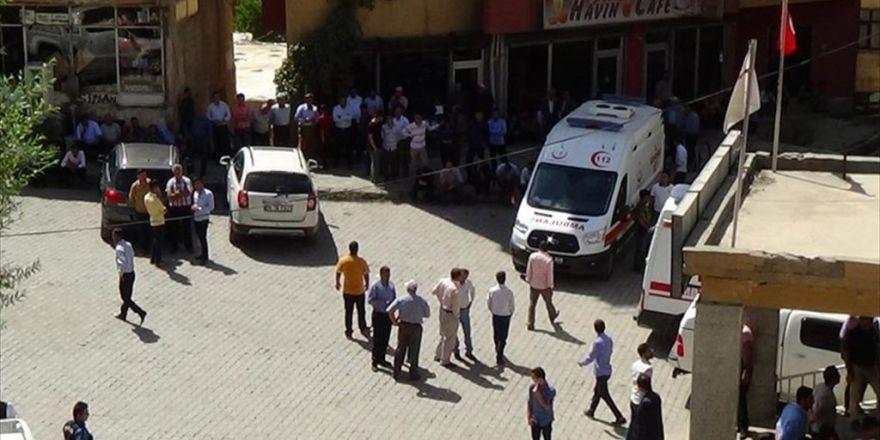 Ak Parti Adayına Yönelik Terör Saldırısında 4 Gözaltı