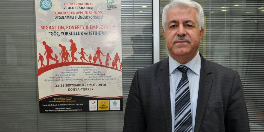 Göç, Yoksulluk ve İstihdam konuşulacak