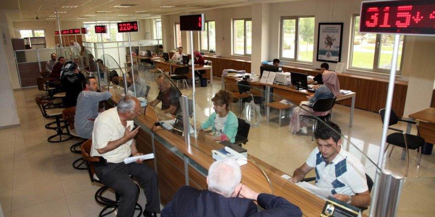 Selçuklu Belediyesi vergi borçlarını yapılandırıyor