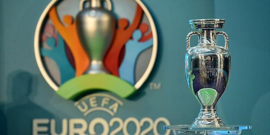 Euro 2020'nin Logosu Londra'da Tanıtıldı