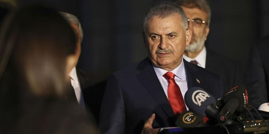 Başbakan Yıldırım'dan 'Kart Ve Banka Kredi Taksitinde Artış' Açıklaması