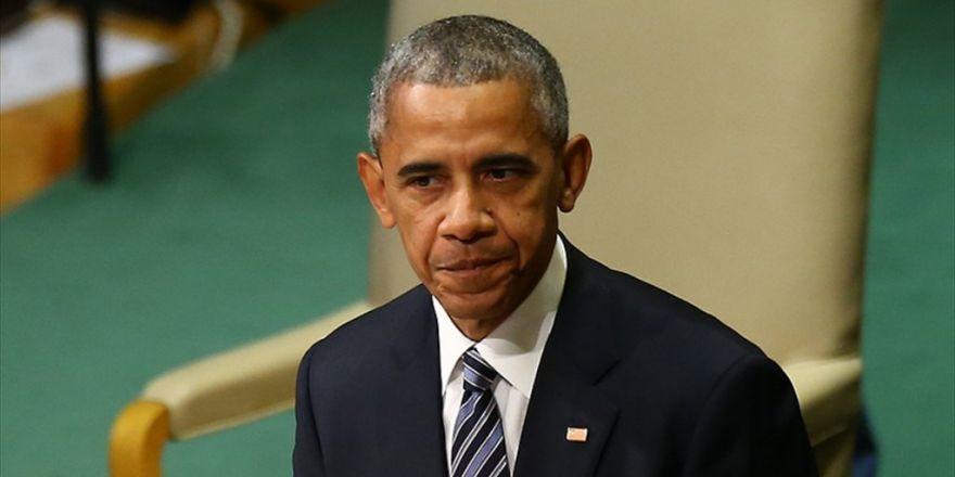Obama Muhtemel İran Tasarısını Veto Edecek