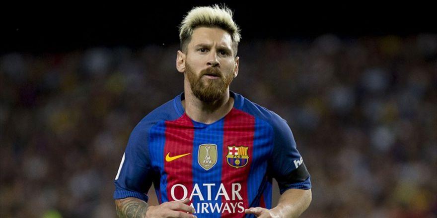 Messi 3 Hafta Yok