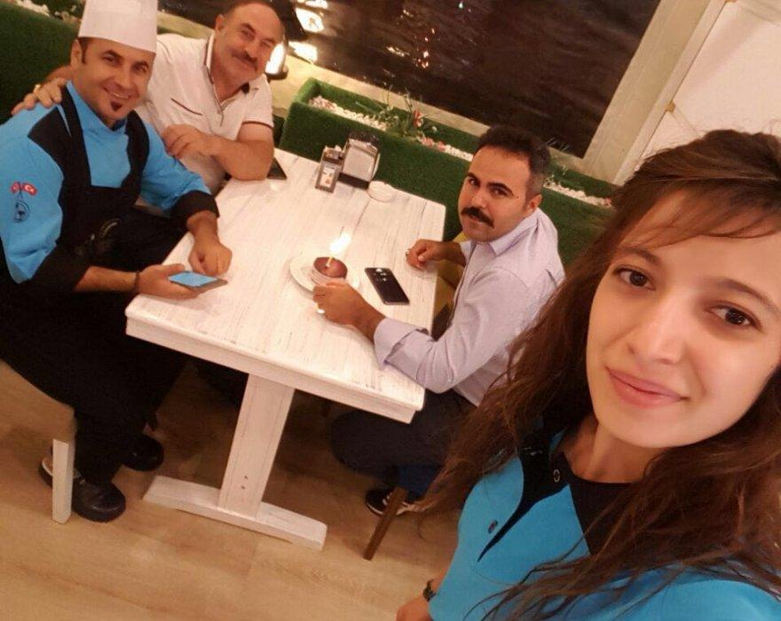 Mehmet Kahramanoğlu'na mutlu yıllar