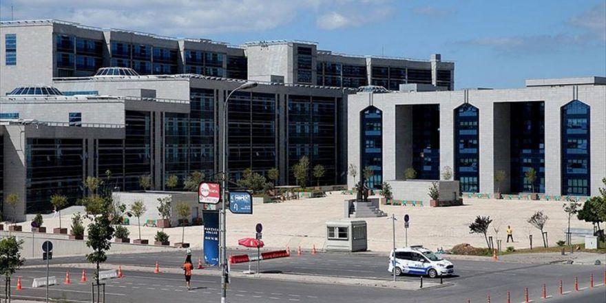Anadolu Adalet Sarayı'nda Arama Yapılıyor