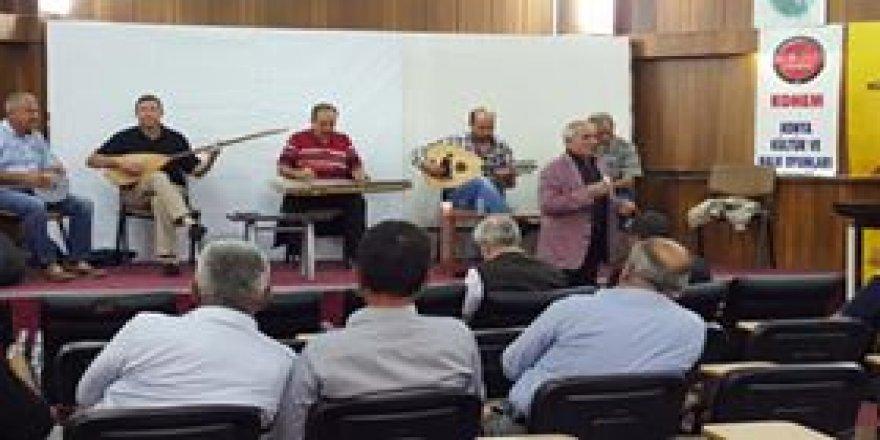 KOHEM'den musiki gecesi
