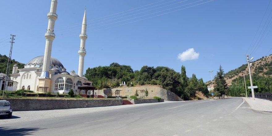 Hadim'e 3,5 milyonluk prestij cadde