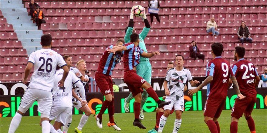 Trabzonspor Kötü Gidişini Durdurdu