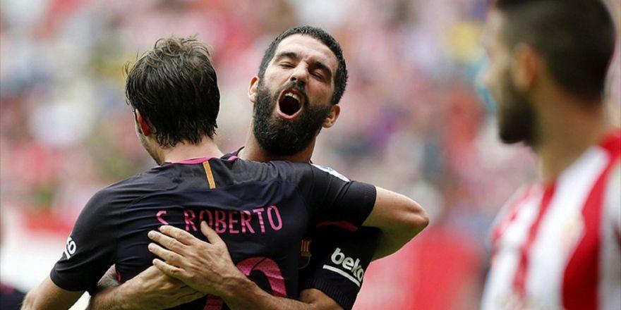 Ardalı Barcelona Rahat Kazandı