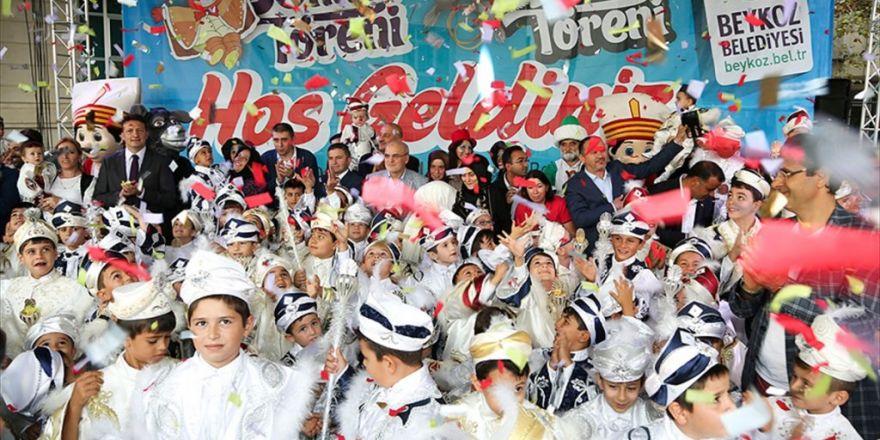 Beykoz Belediyesi 600 Çocuğu Sünnet Ettirdi