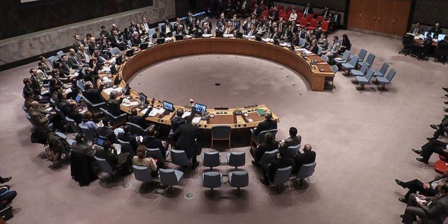 Bm Güvenlik Konseyi'nden Halep İçin Acil Toplanma Kararı