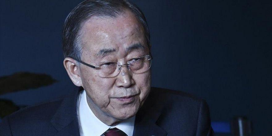 Bm Genel Sekreteri Ban'dan Halep Açıklaması