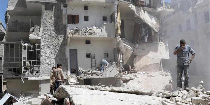 'Suriye'de Barışın Sağlanması İçin Sorumluluk Rusya'da'