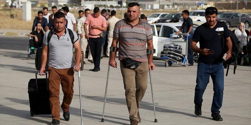 Türkiye'den Ikby'ye Daeş'le Mücadelede Destek
