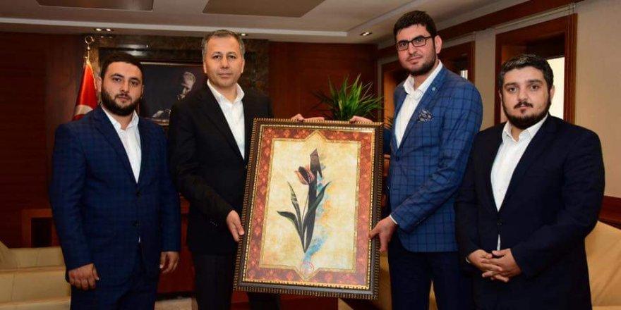 AK Parti Selçuklu'dan Antep çıkarması