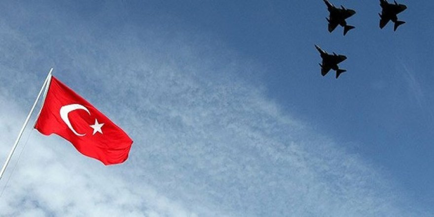 29 savaş uçağı Konya'ya gönderildi!
