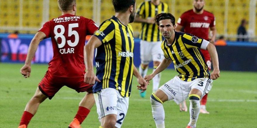 Fenerbahçe Sahasında İlk Kez Kazandı