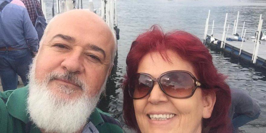 Özteke çifti İtalya'da