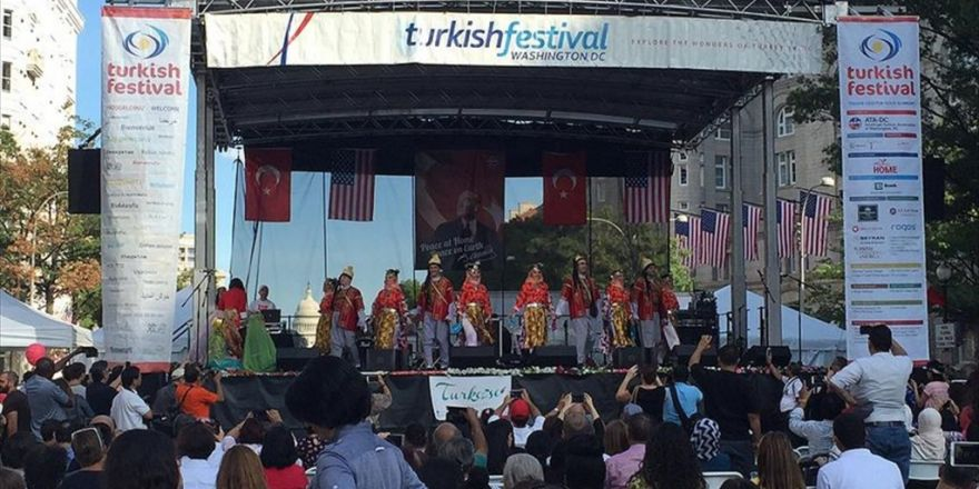 Washington'da Türk Festivali