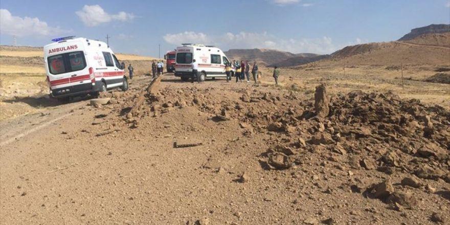 Mardin'de Terör Saldırısı: 2 Şehit, 8 Yaralı