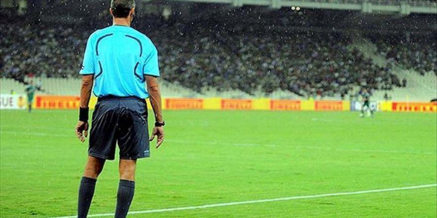 Beşiktaş-dinamo Kiev Maçının Hakemi Belli Oldu