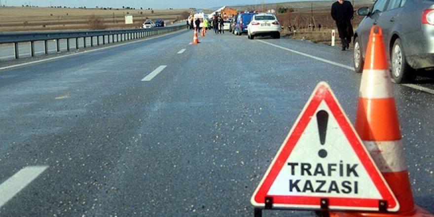 Konya'daki trafik kazalarında 3 kişi hayatını kaybetti