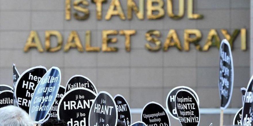 Hrant Dink Cinayeti Davasında 12. Duruşma