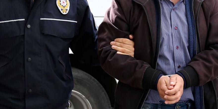 Trabzon Baro Başkanı Öngöz Fetö'den Tutuklandı