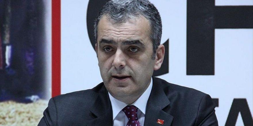 Chp Antalya İl Başkanı Görevinden İstifa Etti